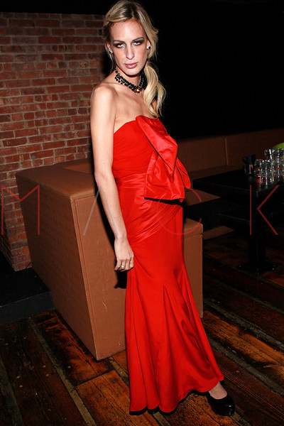 NEW YORK, NY - MARCH 24:  Fashion designer Alexa Winner attends designer Alexa Winner's birthday Party at The Chelsea Room on March 24, 2011 in New York City.  (Photo by Steve Mack/S.D. Mack Pictures) *** Local Caption *** Alexa Winner