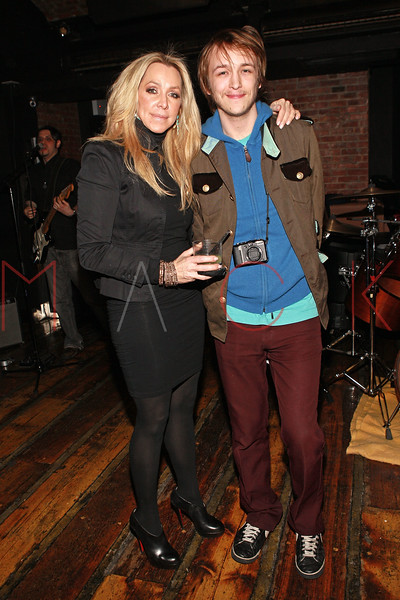 NEW YORK, NY - MARCH 24:  Anna Rothschild and DJ Liam McMullan attend attends designer Alexa Winner's birthday Party at The Chelsea Room on March 24, 2011 in New York City.  (Photo by Steve Mack/S.D. Mack Pictures) *** Local Caption *** Anna Rothschild; Liam McMullan