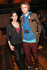 NEW YORK, NY - MARCH 24:  Aesha Waks and Liam McMullan attend attends designer Alexa Winner's birthday Party at The Chelsea Room on March 24, 2011 in New York City.  (Photo by Steve Mack/S.D. Mack Pictures) *** Local Caption *** Aesha Waks; Liam McMullan