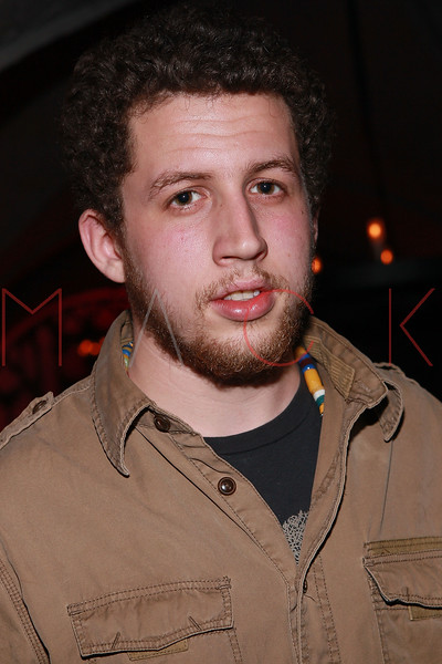 NEW YORK, NY - MARCH 26:  Artist Zeke Decker attends the Art.Sound Movement Launch Party at The Bryant Park Hotel on March 26, 2011 in New York City.  (Photo by Steve Mack/S.D. Mack Pictures) *** Local Caption *** Zeke Decker