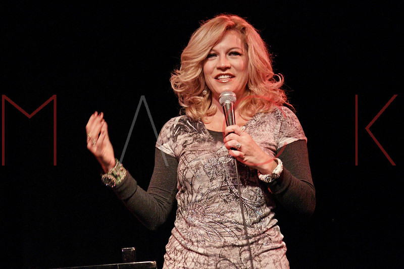 "NEW YORK, NY - MARCH 10:  Felicia Finley performs at the ""Broadway Goes To The Dogs"" To Benefit Friends Of Animal Rescue event at The Triad Theater on March 10, 2011 in New York City.  (Photo by Steve Mack/S.D. Mack Pictures) *** Local Caption *** Felicia Finley"