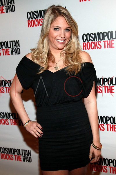 NEW YORK, NY - MARCH 23:  Radio personality Carla Marie attends the launch of Cosmopolitan Magazine's new iPad application at District 36 on March 23, 2011 in New York City.  (Photo by Steve Mack/S.D. Mack Pictures) *** Local Caption *** Carla Marie