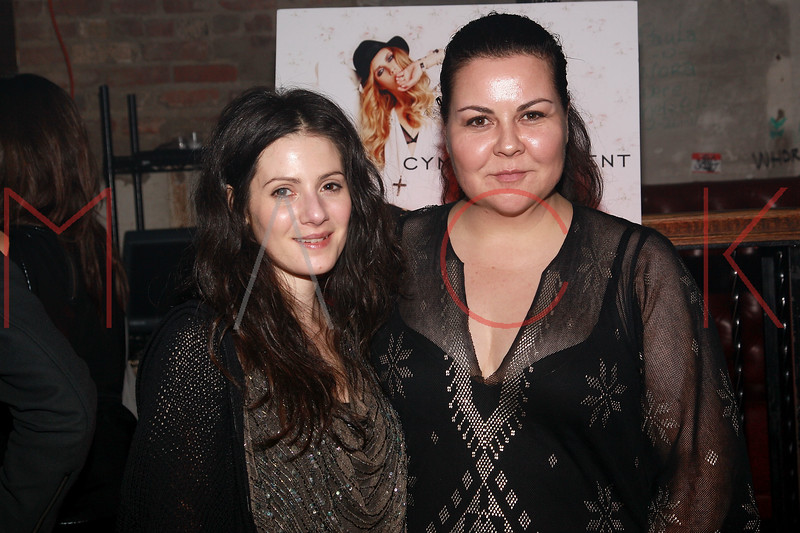 NEW YORK, NY - MARCH 30:  Aleksa Palladino and Cynthia Vincent attend the Cynthia Vincent flagship store launch party at Don Hill's on March 30, 2011 in New York City.  (Photo by Steve Mack/S.D. Mack Pictures) *** Local Caption *** Aleksa Palladino; Cynthia Vincent