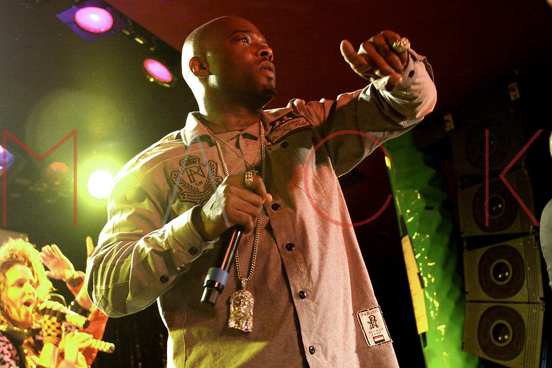 NEW YORK, NY - MARCH 26:  Treach of Naughty By Nature performs at the Canal Room on March 26, 2011 in New York City.  (Photo by Steve Mack/S.D. Mack Pictures) *** Local Caption *** Treach