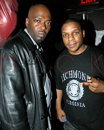 NEW YORK, NY - MARCH 26:  Naughty By Nature and Rubix Kube perform at the Canal Room on March 26, 2011 in New York City.