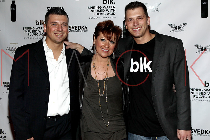 NEW YORK, NY - MARCH 05:  Chris Manzo, Caroline Manzo and Albie Manzo visit Kiss & Fly on March 5, 2011 in New York City.  (Photo by Steve Mack/S.D. Mack Pictures) *** Local Caption *** Chris Manzo; Caroline Manzo; Lauren Manzo; Albie Manzo
