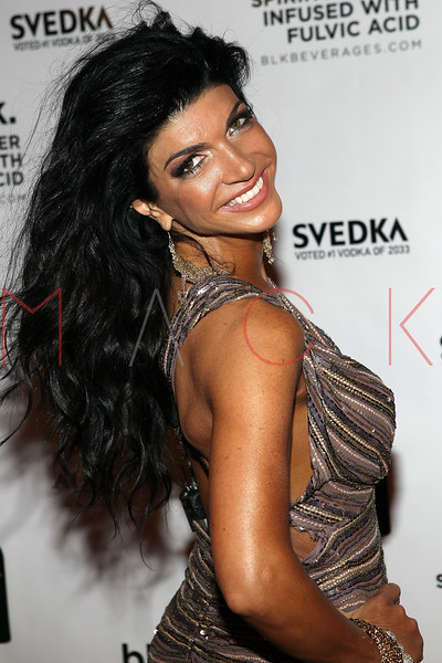 NEW YORK, NY - MARCH 05:  Teresa Giudice visits Kiss & Fly on March 5, 2011 in New York City.  (Photo by Steve Mack/S.D. Mack Pictures) *** Local Caption *** Teresa Giudice