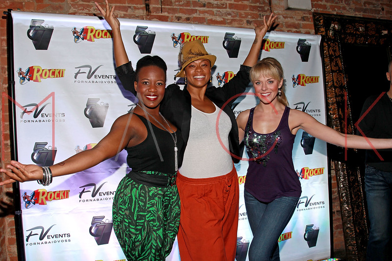 NEW YORK, NY - MARCH 11:  Anastacia McCleskey, Jacqueline B. Arnold and Ashley Spencer visit Quo Nightclub on March 11, 2011 in New York City.  (Photo by Steve Mack/S.D. Mack Pictures) *** Local Caption *** Anastacia McCleskey; Jacqueline B. Arnold; Ashley Spencer