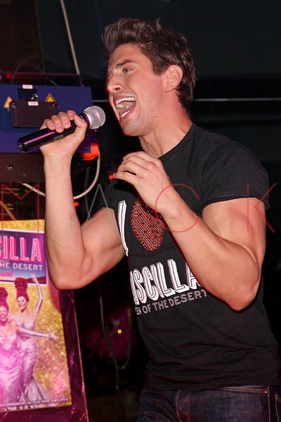 NEW YORK, NY - MARCH 11:  Nick Adams performs at Quo Nightclub on March 11, 2011 in New York City.  (Photo by Steve Mack/S.D. Mack Pictures) *** Local Caption *** Nick Adams
