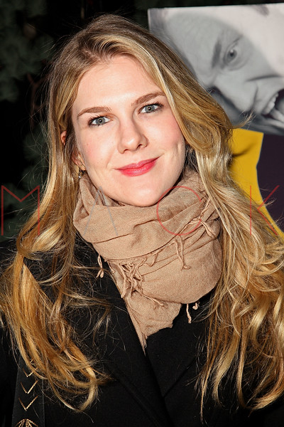 "NEW YORK, NY - MARCH 01:  Actress Lily Rabe attends the opening night of ""Timon of Athens"" at the Chinatown Brasserie on March 1, 2011 in New York City.  (Photo by Steve Mack/S.D. Mack Pictures) *** Local Caption *** Lily Rabe"