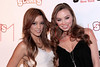NEW YORK, NY - MARCH 03:  Melanie Rios and Capri Anderson attend a party at Scores on March 3, 2011 in New York City.  (Photo by Steve Mack/S.D. Mack Pictures) *** Local Caption *** Melanie Rios; Capri Anderson