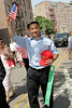 NEW YORK, NY - MAY 30:  New York City Comptroller John C. Liu attends the 2011 Memorial Day Parade on May 30, 2011 in the Brooklyn Borough of New York City.  (Photo by Steve Mack/S.D. Mack Pictures) *** Local Caption *** John C. Liu