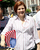 NEW YORK, NY - MAY 30:  New York City Council Speaker Christine Quinn attends the 2011 Memorial Day Parade on May 30, 2011 in the Brooklyn Borough of New York City.  (Photo by Steve Mack/S.D. Mack Pictures) *** Local Caption *** Christine Quinn
