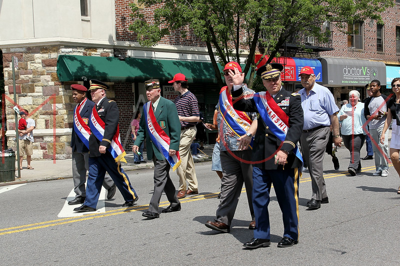 NEW YORK, NY - MAY 30:  Atmosphere at the 2011 Memorial Day Parade on May 30, 2011 in the Brooklyn Borough of New York City.  (Photo by Steve Mack/S.D. Mack Pictures)