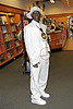 book signing for FLAVOR FLAV: THE ICON THE MEMOIR, New York, USA