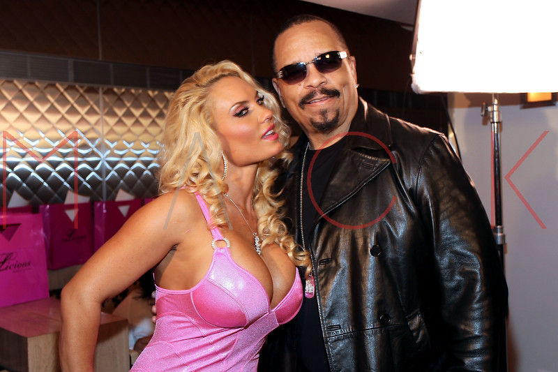 NEW YORK, NY - MAY 22:  Coco and Ice-T attend the Coco Licious Clothing launch party at the Grace Hotel on May 22, 2011 in New York City.  (Photo by Steve Mack/S.D. Mack Pictures) *** Local Caption *** Coco; Ice-T