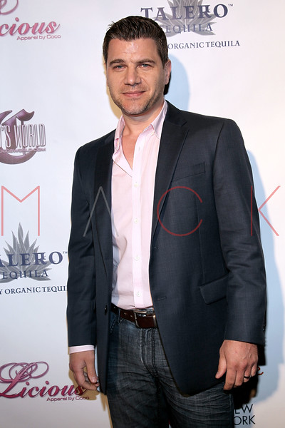 NEW YORK, NY - MAY 22:  Tom Murro attends the Coco Licious Clothing launch party at the Grace Hotel on May 22, 2011 in New York City.  (Photo by Steve Mack/S.D. Mack Pictures) *** Local Caption *** Tom Murro