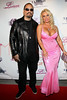NEW YORK, NY - MAY 22:  Ice-T and Coco attend the Coco Licious Clothing launch party at the Grace Hotel on May 22, 2011 in New York City.  (Photo by Steve Mack/S.D. Mack Pictures) *** Local Caption *** Ice-T; Coco
