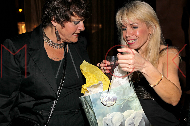 NEW YORK, NY - MAY 14:  Cathy O'Connor and Roberta Thompson attend Fashion Designer Roberta Thompson's birthday party at Lair Restaurant & Lounge on May 14, 2011 in New York City.  (Photo by Steve Mack/S.D. Mack Pictures) *** Local Caption *** Cathy O'Connor; Roberta Thompson