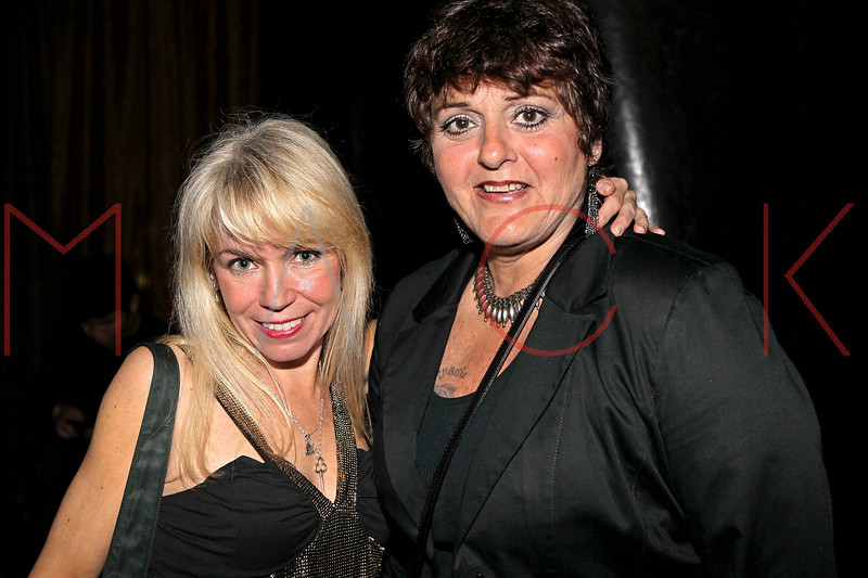 NEW YORK, NY - MAY 14:  Roberta Thompson and Cathy O'Connor attend Fashion Designer Roberta Thompson's birthday party at Lair Restaurant & Lounge on May 14, 2011 in New York City.  (Photo by Steve Mack/S.D. Mack Pictures) *** Local Caption *** Roberta Thompson; Cathy O'Connor