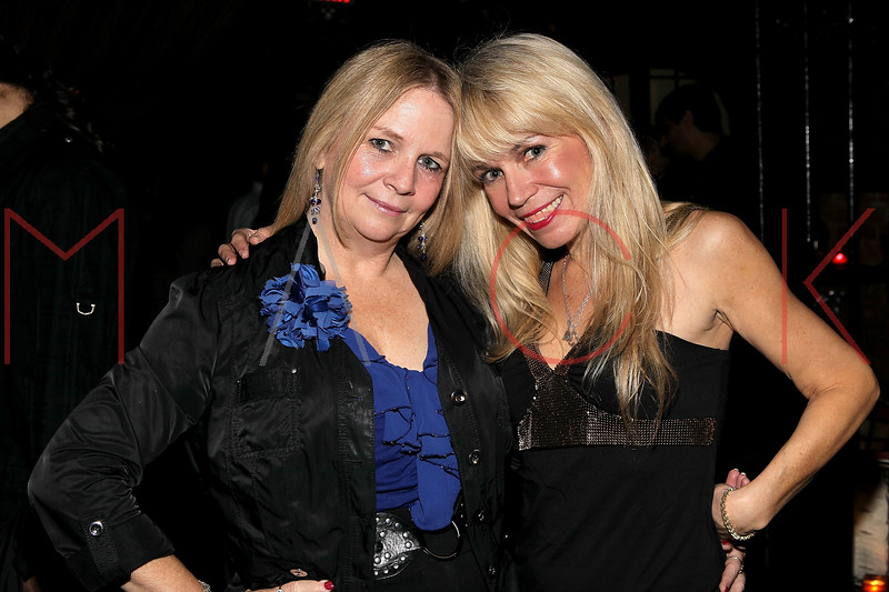 NEW YORK, NY - MAY 14:  Actress Geri Reischl and Roberta Thompson attend Fashion Designer Roberta Thompson's birthday party at Lair Restaurant & Lounge on May 14, 2011 in New York City.  (Photo by Steve Mack/S.D. Mack Pictures) *** Local Caption *** Geri Reischl; Roberta Thompson