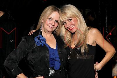 NEW YORK, NY - MAY 14: Fashion Designer Roberta Thompson's Birthday Party at Liar Restaurant & Lounge on May 14, 2011 in New York City.