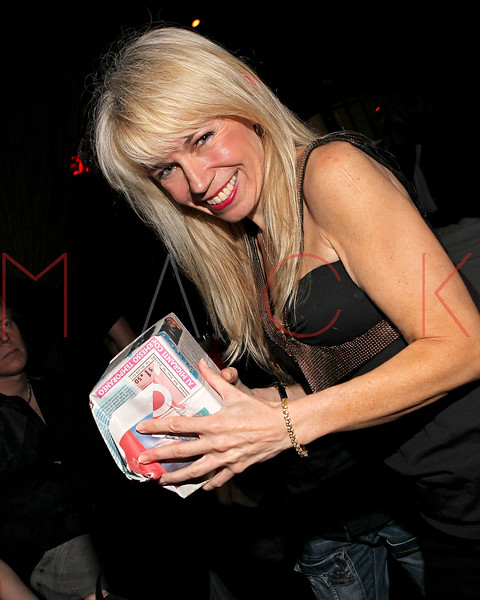 NEW YORK, NY - MAY 14:  Roberta Thompson attends Fashion Designer Roberta Thompson's birthday party at Lair Restaurant & Lounge on May 14, 2011 in New York City.  (Photo by Steve Mack/S.D. Mack Pictures) *** Local Caption *** Roberta Thompson