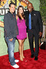 "NEW YORK, NY - MAY 15:  (L-R) 'Survivor: Redemption Island' winner Rob Mariano and 'Survivor: Redemption Island' contestants Natalie Tenerelli and Phillip Sheppard attend the ""Survivor: Redemption Island"" Finale and Reunion Show at the Ed Sullivan Theater on May 15, 2011 in New York City.  (Photo by Steve Mack/S.D. Mack Pictures) *** Local Caption *** Rob Mariano; Natalie Tenerelli; Phillip Sheppard"