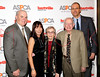 NEW YORK, NY - NOVEMBER 17:  Joe Whalen, Miyako Kinoshita, Mayra Ross, Dr. Samuel B. Ross, Jr. and Michael Kauffman attend the 2011 ASPCA Humane Awards luncheon at The Pierre Hotel on November 17, 2011 in New York City.  (Photo by Steve Mack/S.D. Mack Pictures) *** Local Caption *** Joe Whalen; Miyako Kinoshita; Mayra Ross; Dr. Samuel B. Ross; Jr.; Michael Kauffman
