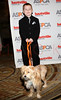 "NEW YORK, NY - NOVEMBER 17:  Stevie Nelson (ASPCA ""Tommy P. Monahan"" Kid of the Year) with dog Mimi attends the 2011 ASPCA Humane Awards luncheon at The Pierre Hotel on November 17, 2011 in New York City.  (Photo by Steve Mack/S.D. Mack Pictures) *** Local Caption *** Stevie Nelson"