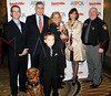 NEW YORK, NY - NOVEMBER 17:  Alan Bethke, ASPCA President Ed Sayres, Stevie Nelson, Cindy Wright, Caroline Griffin and Sgt. David Hunt attend the 2011 ASPCA Humane Awards luncheon at The Pierre Hotel on November 17, 2011 in New York City.  (Photo by Steve Mack/S.D. Mack Pictures) *** Local Caption *** Alan Bethke; Ed Sayres; Stevie Nelson; Cindy Wright; Caroline Griffin; Sgt. David Hunt