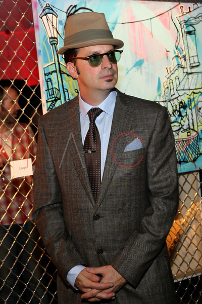 NEW YORK, NY - NOVEMBER 16:  Kaves attends the 2011 Georges Duboeuf Beaujolais Nouveau unveiling at Stage 37 on November 16, 2011 in New York City.  (Photo by Steve Mack/S.D. Mack Pictures) *** Local Caption *** Kaves