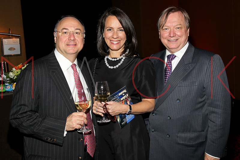 NEW YORK, NY - NOVEMBER 07:  Jeffrey Webber, Stacey Webber and William Dionne attend the 40th Anniversary Carter Burden Center For The Aging Gala at the Mandarin Oriental Hotel on November 7, 2011 in New York City.  (Photo by Steve Mack/S.D. Mack Pictures) *** Local Caption *** Jeffrey Webber; Stacey Webber; William Dionne