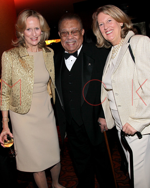 NEW YORK, NY - NOVEMBER 07:  Susan Burden, Ellsworth Stanton and Sally Phipps attend the 40th Anniversary Carter Burden Center For The Aging Gala at the Mandarin Oriental Hotel on November 7, 2011 in New York City.  (Photo by Steve Mack/S.D. Mack Pictures) *** Local Caption *** Susan Burden; Ellsworth Stanton; Sally Phipps