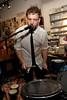NEW YORK, NY - NOVEMBER 22:  Matt Iwanusa (main singer-songwriter) performs at Other Music on November 22, 2011 in New York City.  (Photo by Steve Mack/S.D. Mack Pictures) *** Local Caption *** Matt Iwanusa