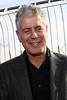 NEW YORK, NY - NOVEMBER 01:  Anthony Bourdain on the observation deck at the lighting of the The Empire State Building on November 1, 2011 in New York City.  (Photo by Steve Mack/S.D. Mack Pictures) *** Local Caption *** Anthony Bourdain