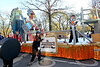 NHL & Discover's Co-Branded Float FROZEN FALL FUN at the 85th Annual Macy's Thanksgiving Day Parade, New York, USA