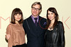 "NEW YORK, NY - NOVEMBER 21:  Actress Rose Byrne, director Paul Feig and writer/actress Kristen Wiig attend a screening of ""Bridesmaids"" at the Museum of Modern Art on November 21, 2011 in New York City.  (Photo by Steve Mack/S.D. Mack Pictures)  Rose Byrne; Paul Feig; Kristen Wiig"