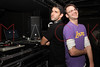 NEW YORK, NY - NOVEMBER 04:  The Chainsmokers, DJs Rhett Bixler and Alex Pall perform at the Grand Opening of Rokk City - New York on November 4, 2011 in New York City.  (Photo by Steve Mack/WireImage for Rokk City) *** Local Caption *** Rhett Bixler; Alex Pall