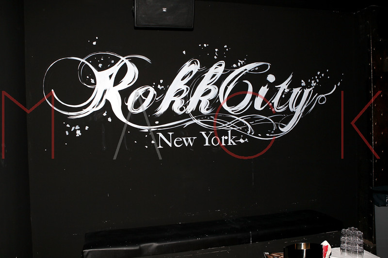 NEW YORK, NY - NOVEMBER 04:  Atmosphere at Grand Opening of Rokk City - New York on November 4, 2011 in New York City.  (Photo by Steve Mack/WireImage for Rokk City)