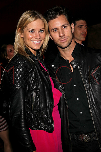 NEW YORK, NY - NOVEMBER 04:  Amanda Vanderziel and Rokk City club co-owner Alex Mitchell attend Grand Opening of Rokk City - New York on November 4, 2011 in New York City.  (Photo by Steve Mack/WireImage for Rokk City) *** Local Caption *** Amanda Vanderziel; Alex Mitchell