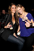 NEW YORK, NY - NOVEMBER 04:  April Jubela and Bri attend Grand Opening of Rokk City - New York on November 4, 2011 in New York City.  (Photo by Steve Mack/WireImage for Rokk City) *** Local Caption *** April Jubela; Bri