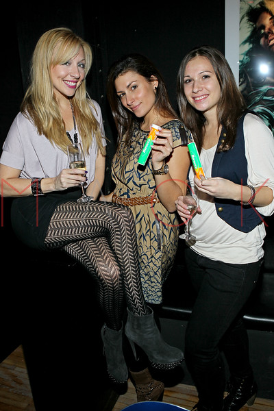 NEW YORK, NY - NOVEMBER 04:  Kristen Mikos, Courtney Zorros and Amanda Ritondo attends Grand Opening of Rokk City - New York on November 4, 2011 in New York City.  (Photo by Steve Mack/WireImage for Rokk City) *** Local Caption *** Kristen Mikos; Courtney Zorros; Amanda Ritondo
