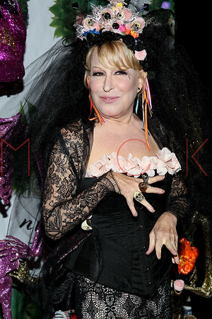 NEW YORK, NY - OCTOBER 28:  The 16th Annual Bette Midler's New York Restoration Project's Hulaween at The Waldorf=Astoria on October 28, 2011 in New York City.