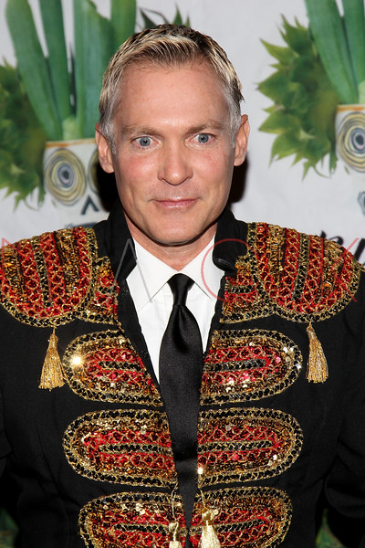 NEW YORK, NY - OCTOBER 28:  Sam Champion attends 16th Annual Bette Midler's New York Restoration Project's Hulaween at The Waldorf=Astoria on October 28, 2011 in New York City.  (Photo by Steve Mack/S.D. Mack Pictures) *** Local Caption *** Sam Champion