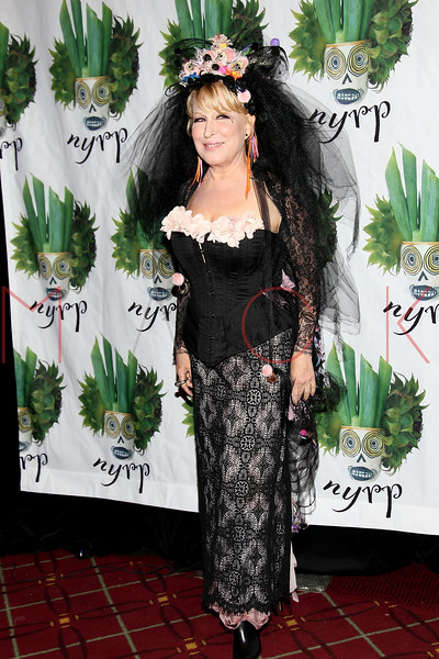 NEW YORK, NY - OCTOBER 28:  Bette Midler attends 16th Annual Bette Midler's New York Restoration Project's Hulaween at The Waldorf=Astoria on October 28, 2011 in New York City.  (Photo by Steve Mack/S.D. Mack Pictures) *** Local Caption *** Bette Midler