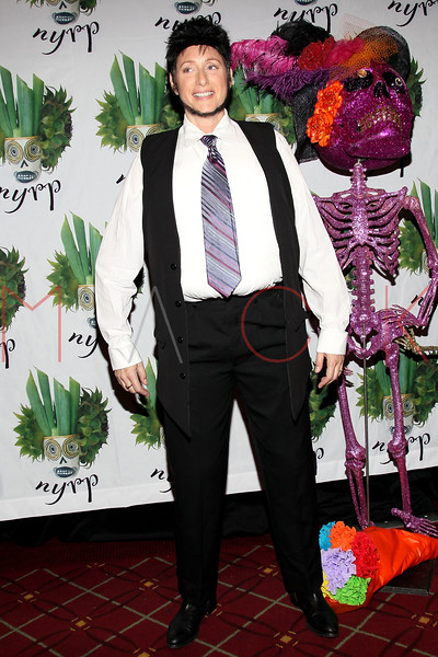 NEW YORK, NY - OCTOBER 28:  Judy Gold attends 16th Annual Bette Midler's New York Restoration Project's Hulaween at The Waldorf=Astoria on October 28, 2011 in New York City.  (Photo by Steve Mack/S.D. Mack Pictures) *** Local Caption *** Judy Gold