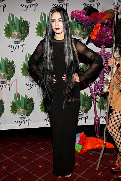 NEW YORK, NY - OCTOBER 28:  Jessica Gomes attends 16th Annual Bette Midler's New York Restoration Project's Hulaween at The Waldorf=Astoria on October 28, 2011 in New York City.  (Photo by Steve Mack/S.D. Mack Pictures) *** Local Caption *** Jessica Gomes