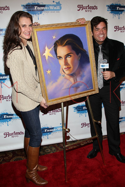 NEW YORK, NY - OCTOBER 28:  Brooke Shields and Dale Badway attend the 2011 Fame-Wall NYC Halloween party at Hurley's Saloon on October 28, 2011 in New York City.  (Photo by Steve Mack/S.D. Mack Pictures) *** Local Caption *** Brooke Shields; Dale Badway
