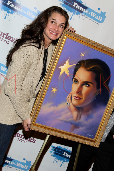 NEW YORK, NY - OCTOBER 28:  Brooke Shields attends the 2011 Fame-Wall NYC Halloween party at Hurley's Saloon on October 28, 2011 in New York City.  (Photo by Steve Mack/S.D. Mack Pictures) *** Local Caption *** Brooke Shields
